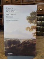 Boland Eavan - In a Time of Violence -  - KCK0001459