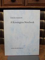 Mahon Derek - A Kensington Notebook -  - KCK0001765