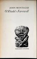 Montague John - O' Riada's Farewell -  - KCK0001778