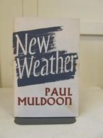 Muldoon Paul - New Weather -  - KCK0001812