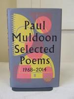Muldoon Paul - Selected Poems 1968-2014 -  - KCK0001823