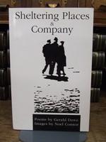 Dawe Gerald - Sheltering Places & CompanyPoems by Gerald Dawe and Noel Connor -  - KCK0001871
