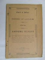 - Chruch of Ireland Diocese of Leighlin Annual Report for the Year 1928-1929 -  - KDK0004681