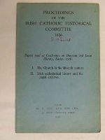 - Proceedings of the Irish Catholic Historical Committee 1956 -  - KDK0004721