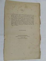 Sir Robert Harry Inglis - A Return of the notices and statments which have been delivered to the several Clerks of the Peace by Jesuits and members of other Religious Orders -  - KDK0004727