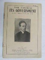 Rev. Arthur Ryan - The Church its Government -  - KDK0004816