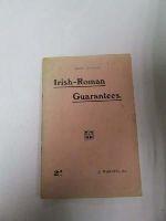 J.Warren - Irish Roman Guarantees -  - KDK0004849