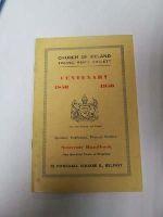 - Church of Ireland Young Men's Society Centenary 1850-1950 -  - KDK0004860