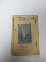 Mary G.Cardwell - The Catholis Church and the Sick -  - KDK0004865