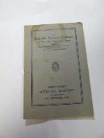 - The Catholic Seaman's Institute Dublin 34th Annual Report 1943 -  - KDK0004889