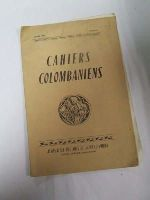 - Cahiers Colombaniens No.1 -  - KDK0004891