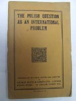 Poland - The Polish Question as an International Problem -  - KDK0005349