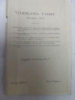 - Yugslavia To-Day ( November 1945 ) -  - KDK0005416