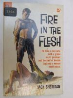 Sheridan, Jack - Fire in the Flesh -  - KEB0000881