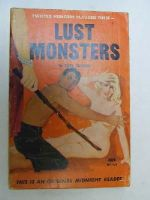 Calvano, Tony - Lust Monsters -  - KEB0000932
