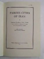 Laurence Lockhart - Famous cities of Iran -  - KEX0021140