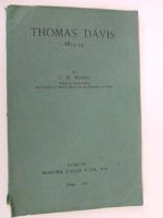 Moody, T. W - Thomas Davis 1814-1845: A Centenary Address -  - KEX0192522