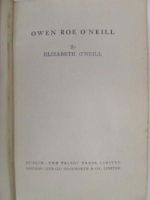 Elizabeth O'Neill - Owen Roe O'Neill, (Noted Irish lives) -  - KEX0196018