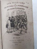 Edited by Captain Prout (John Levy) - Bob Norberry: or, Sketches from the Note Book of the Irish Reporter -  - KEX0207955
