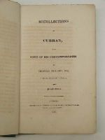 Phillips. Charles. 1787?-1859 - Recollections of Curran and some of his contemporaries Second edition -  - KEX0243752