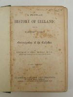 McGee, Thomas D'Arcy - A Popular History of Ireland: from the Earliest Period to the Emancipation of the Catholics-Two volumes in one -  - KEX0243759