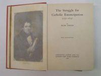 Gwynn, Denis - The Struggle For Catholic Emancipation 1750-1829. -  - KEX0243802