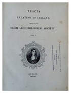 [various] - Tracts Relating to Ireland, Printed for the Irish Archaeological Society (Vol. 1) -  - KEX0259363