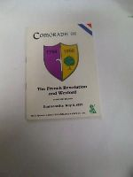 Richard Roche - Comoradh'98 1798-1988 The French Revolution and Wexford Souvenir Record -  - KEX0266677