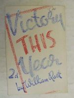 Rust, William - Victory this year! -  - KEX0267423