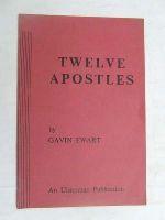 Ewart, Gavin. - Twelve Apostles -  - KEX0267617