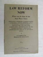 - Law Reform Now What Can be done in the Next Three Years -  - KEX0268252