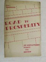 Co-Operative Party - Road to Prosperity: An Employment Policy for Britain -  - KEX0268263