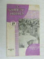 - The Garment Worker December 1947 -  - KEX0268292