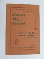 McCullough, W. H - Ireland's way forward: Report of the Irish Communist Conference, October 1942 -  - KEX0269623