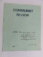 - Communist Review No. 1 March 1974 -  - KEX0269661