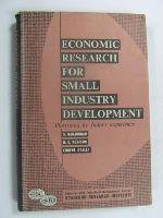 Nanjundan, S - Economic Research for Small Industry Development -  - KEX0269723