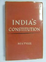 Pylee, M.V. - India's constitution -  - KEX0269794