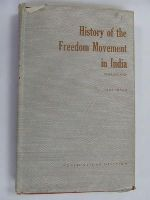 Chand, T - History of the Freedom Movement in India Volume 1 only -  - KEX0269800
