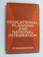Ramanathan, G - Educational planning and national integration -  - KEX0269814