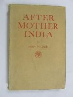 Field, Harry Hubert - After Mother India, -  - KEX0269847
