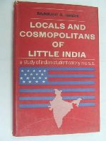 R.S. Gandhi - Locals and cosmopolitans of Little India: A sociological study of the Indian student community at Minnesota, USA -  - KEX0269888