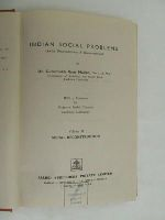 Madan, Gurmukh Ram - Indian social problems: Social disorganization and reconstruction.--Volume 2 Social Reconstruction -  - KEX0269963