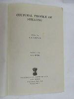 Seminar on the Cultural Profile of Shillong Shillong, India) (1973 : Goswami, B. B., ; India (Republic). - Cultural profile of Shillong -  - KEX0269988