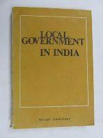 Maheshwari, Shriram. - Local government in India -  - KEX0269989