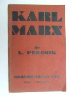 L. Perchik - Karl Marx -  - KEX0270578
