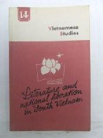 Nguyen Khac Vien, editor - Literature and National Liberation in South Vietnam -  - KEX0271308