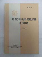 Lê-Duân - On the socialist revolution in Vietnam Three volumes -  - KEX0271314