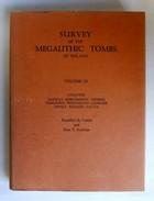 de Valera, RuaidhrÝ, Ë Nuallßin, Seßn - Survey of the Megalithic Tombs of Ireland :Volume III, Counties Galway- Roscommon-Leitrim-Longford- Westmeath-Laoighis-Offaly-Kildare-Cavan -  - KEX0282808