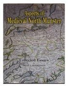 Hodkinson, Brian - Aspects of Medieval North Munster: Collected Essays - 9780957416604 - KEX0282923