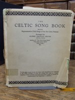 Alfred Perceval Graves - The Celtic Song Book -  - KEX0284358